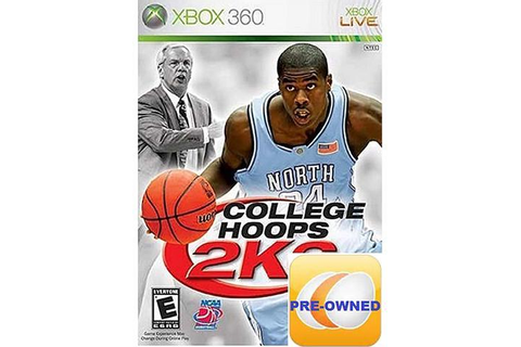 Pre-owned College Hoops 2K6 Xbox 360 - Newegg.com