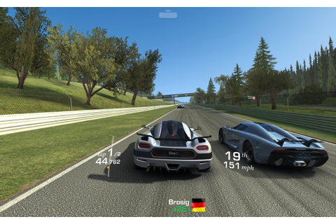 Real Racing 3 for Android - APK Download