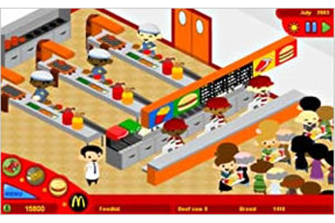 McDonalds Videogame - Walkthrough, Tips, Review