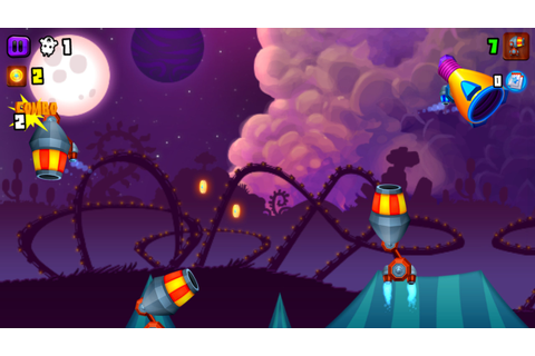Galaxy Cannon Rider – Games for Android – Free download ...