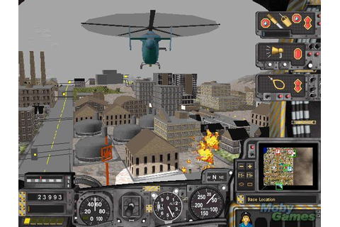 Anyone else play SimCopter? : SimCity