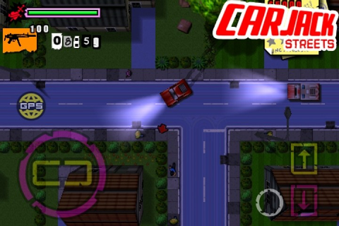 Car Jack Streets - Director's Cut - Download ios game