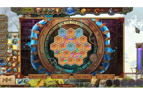 Runefall Walkthrough - GameHouse