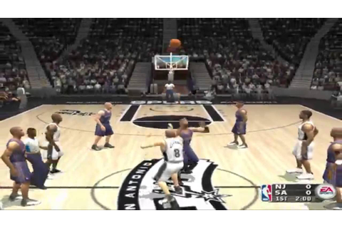 NBA Live 2004 Game For PC Free Download - YouTube