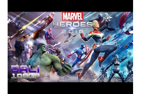 Marvel Heroes 2016 PC Gameplay 60fps 1080p - YouTube