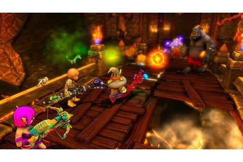 DUNGEON DEFENDERS Pc Game Free Download Full Version ...