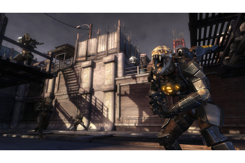 Resistance 2 - Insomniac Games