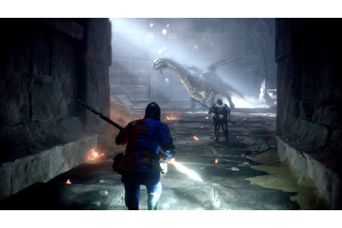 Deep Down: PS4 exclusive produces three new screens | VG247