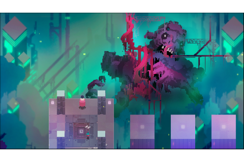 Review: Hyper Light Drifter - Metadragon.de