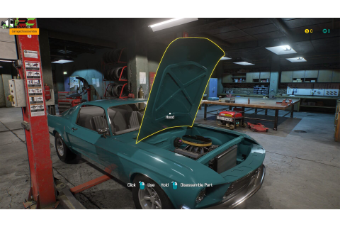 Car Mechanic Simulator 2018 Plymouth PC Game Free Download
