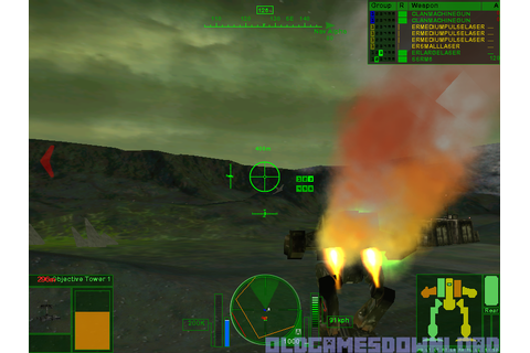 MechWarrior 4: Vengeance Download - Old Games Download