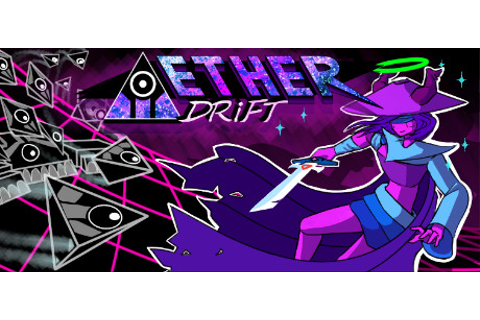 Aether Drift on Steam