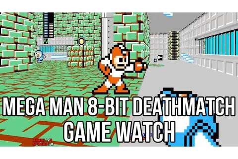 Megaman 8-bit Deathmatch (Free PC FPS Game): FreePCGamers ...