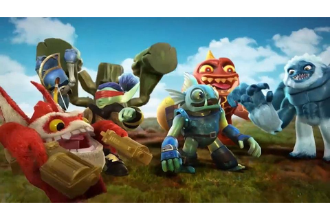 Skylanders Giants - PS3 - gamepressure.com