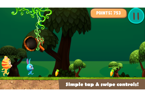 Bugsy Dash Bunny the Runner APK 1.0 - Free Arcade Games ...