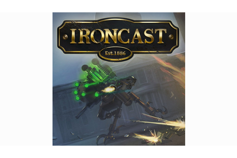 Ironcast Game | PS4 - PlayStation