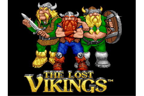 Download The Lost Vikings | DOS Games Archive
