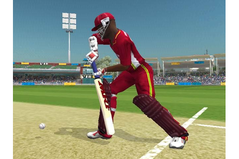 Brian Lara International Cricket 2007 Game Free Download ...