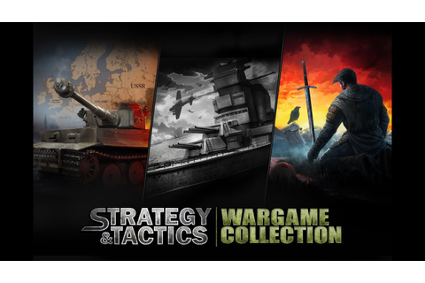 Strategy & Tactics: Wargame Collection - Official Trailer ...