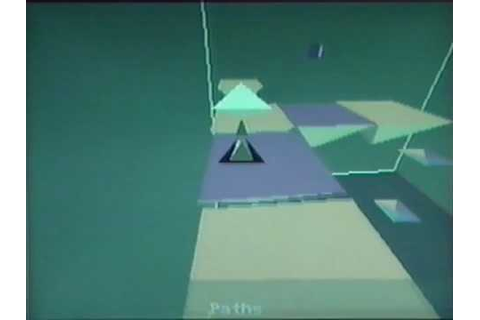 Alpha Waves / Continuum - Early 3D game - YouTube