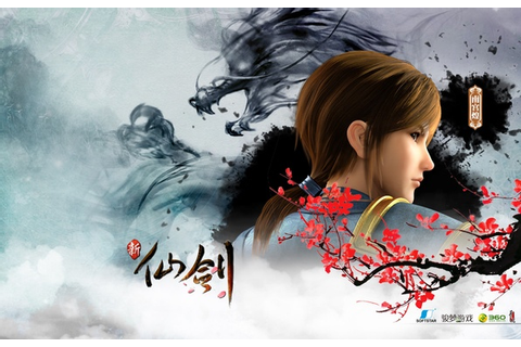 Wallpaper the legend of sword and fairy, chinese paladin ...