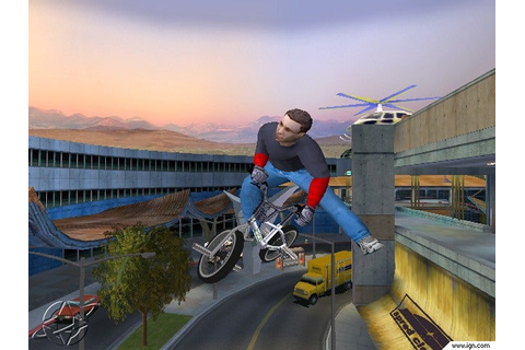 Dave Mirra Freestyle BMX 2 Screenshots, Pictures ...