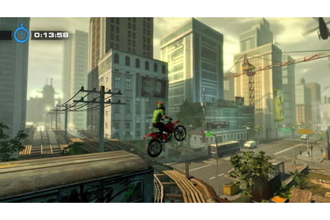 Urban Trial Freestyle Free Download - FREE PC DOWNLOAD GAMES