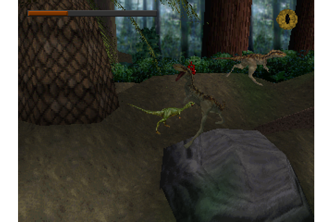 Super Adventures in Gaming: The Lost World: Jurassic Park ...