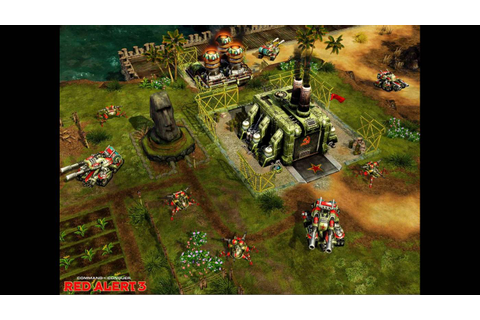 Buy Command & Conquer Red Alert 3 Uprising Cd Key Online ...
