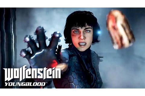 Wolfenstein: Youngblood - Official Launch Trailer - YouTube