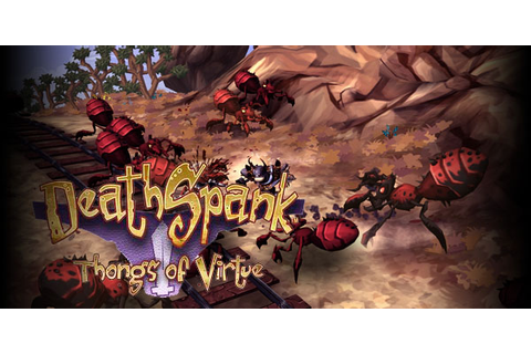 Deathspank: Thongs of Virtue Review | Invision Game Community
