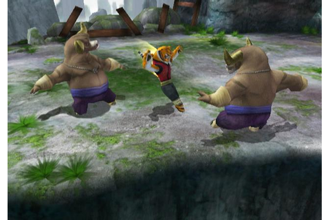 Kung Fu Panda: Legendary Warriors Review - Gaming Nexus