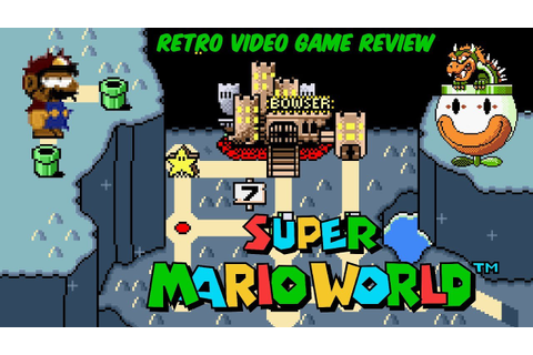 Retro Video Game Review: Super Mario World | WGN Radio 720 ...