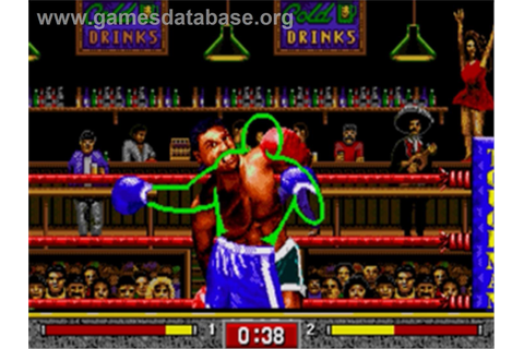 Toughman Contest - Sega Genesis - Games Database