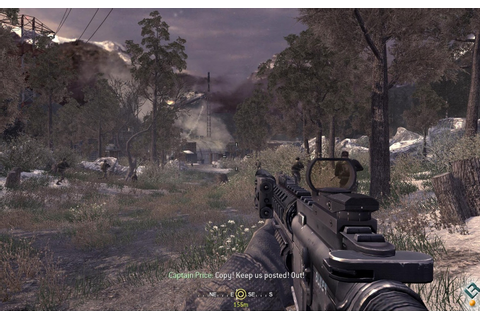 DOWNLOAD CALL OF DUTY 4 MODERN WARFARE FULL VERSION RIP ...