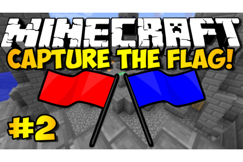 Minecraft - Capture the Flag Game #2 - Goofy Fun! (HD ...