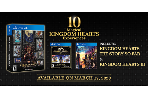 Today's Best Game Deals: Kingdom Hearts All-In-One $40 ...