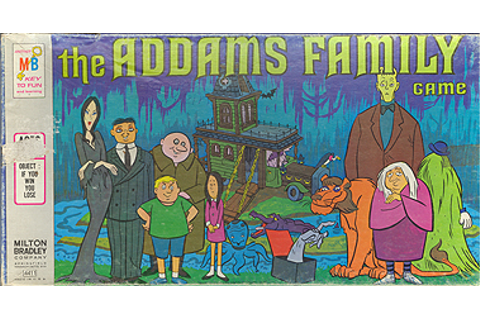 The Addams Family: The cartoons, TV series, movies ...