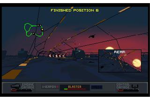 Slipstream 5000 Download (1995 Sports Game)