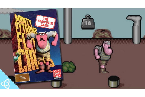 Monty Python's Flying Circus: The Computer Game (MS-DOS ...