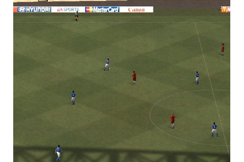 UEFA Euro 2004 Portugal Download (2004 Sports Game)