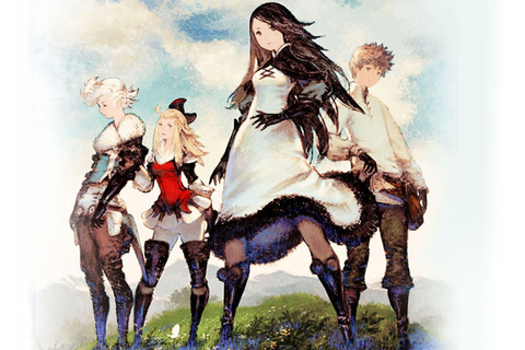 Bravely Default coming to US first quarter 2014 - Polygon