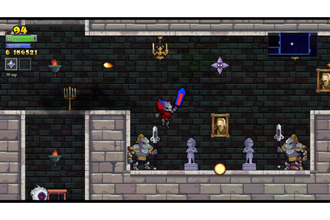 Rogue Legacy™ Game | PS4 - PlayStation