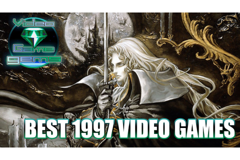 Best 1997 Video Games - YouTube