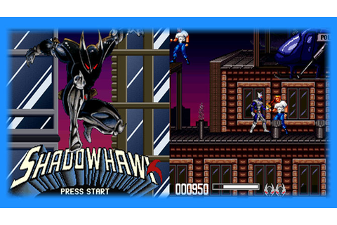 Shadowhawk (SNES) - Cancelled & Unseen