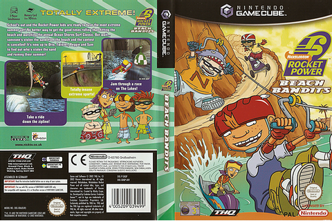 GBQP78 - Rocket Power: Beach Bandits