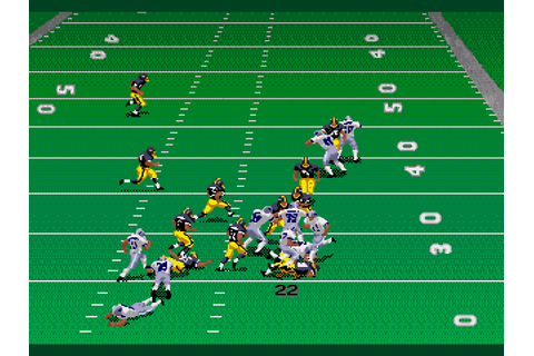 From John Madden Football to Madden NFL 14: a video game ...