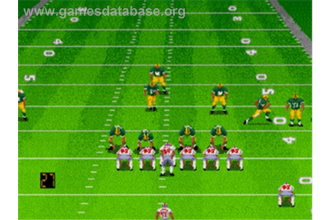 Madden NFL '98 - Sega Genesis - Games Database