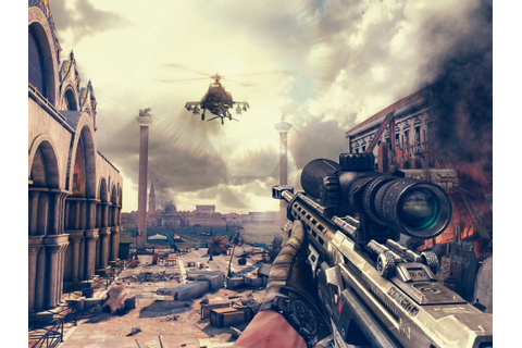 Modern Combat 5 Blackout review // TechNuovo.com