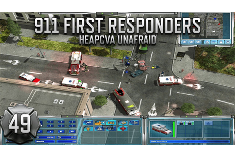 911 First Responders & Emergency 4 Game New York ...